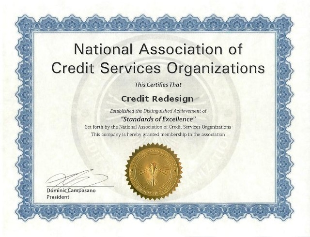 national cfedit association-certification